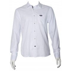 Chemise ML TERENCE blanc