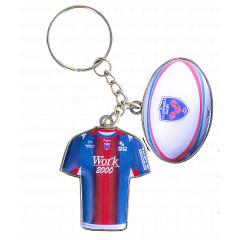 Porte clés breloque FCG