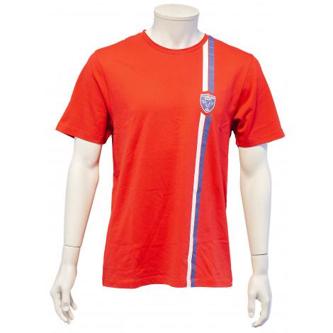 Tee-shirt NAEL rouge FCG