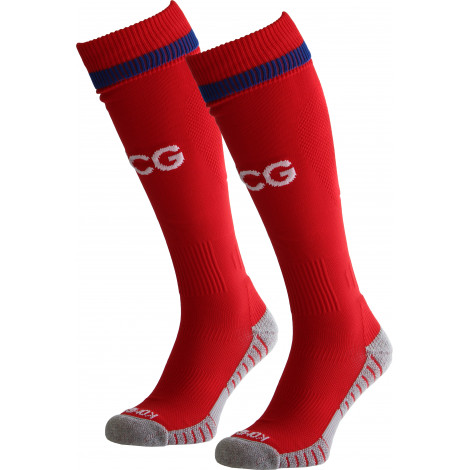 Chaussettes FCG 2020-2021 rouge