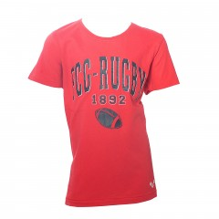 T-Shirt Corporate Tadd rouge