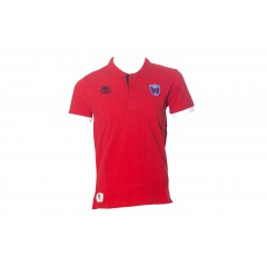 Polo ROCCO rouge Junior