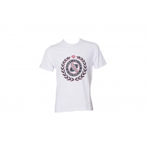 T-shirt THUNDER blanc