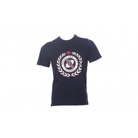 T-shirt THUNDER bleu junior