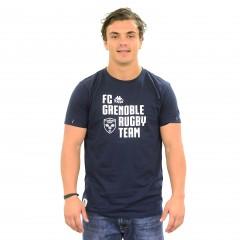 T-shirt GINOLA bleu