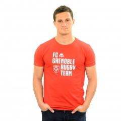 T-shirt GINOLA rouge