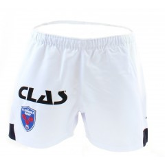 Short exterieur Blanc junior