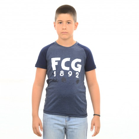 T-shirt GRIMSON bleu  junior