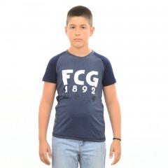 T-shirt GRIMSON bleu  junior