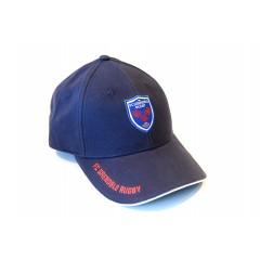 Casquette Supporter bleue