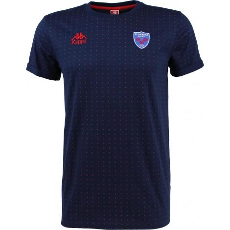 T-Shirt SPAGNA marine