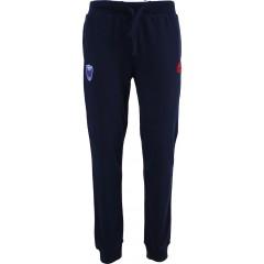 Pantalon VENEZIA piqué marine