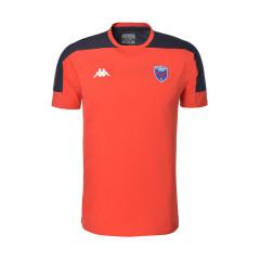 Tee-shirt ALGARDI rouge FCG